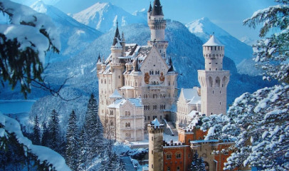Incredible Castles Around the World