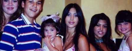 Unrecognizable Photos of the Kardashians Before they Were Famous